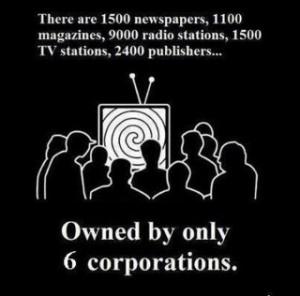 Corporate News Media